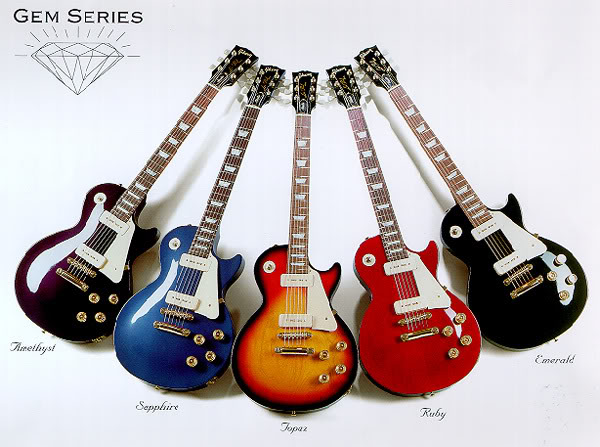 Mansfield Guitar Tuition Gallery Gibson Les Paul Studio Gem Series